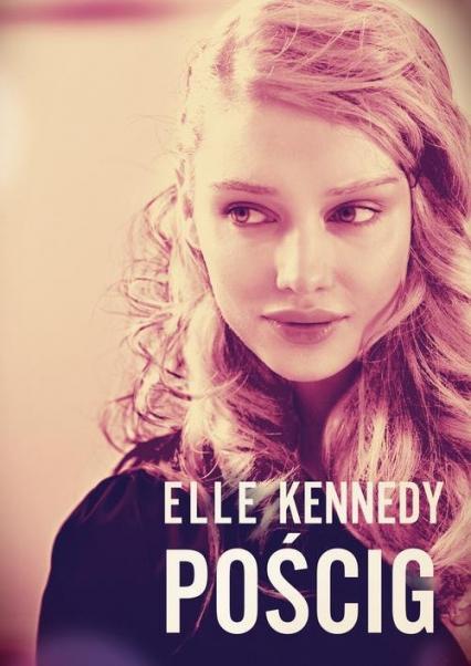 Pościg - Elle Kennedy | okładka