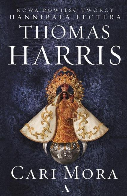 Cari Mora - Thomas Harris | okładka