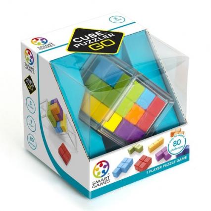 SMART GAMES - Cube Puzzler GO -  | okładka