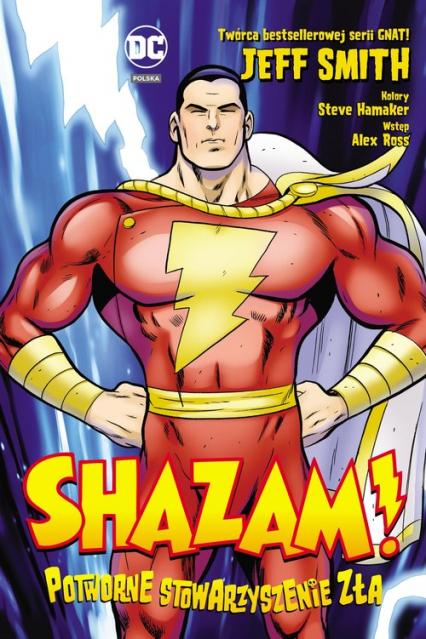 Shazam - Jeff Smith | okładka