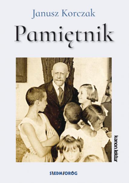 Pamiętnik - Janusz Korczak | okładka