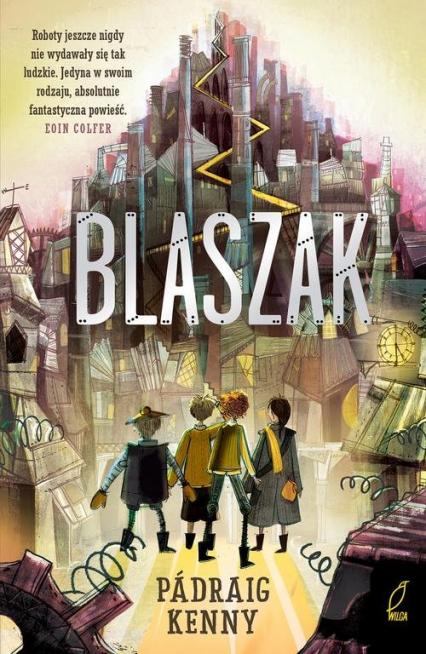Blaszak - Padraig Kenney | okładka