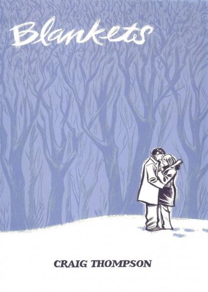 Blankets - Craig Thompson   okładka