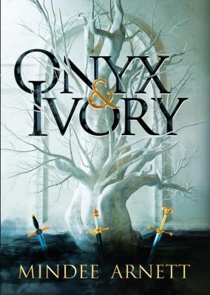 Onyx & Ivory - Arnett Mindee   okładka