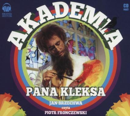 Akademia Pana Kleksa (audiobook) - Jan Brzechwa | okładka