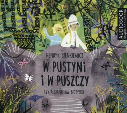 W pustyni i puszczy (Audiobook) - Henryk Sienkiewicz | okładka