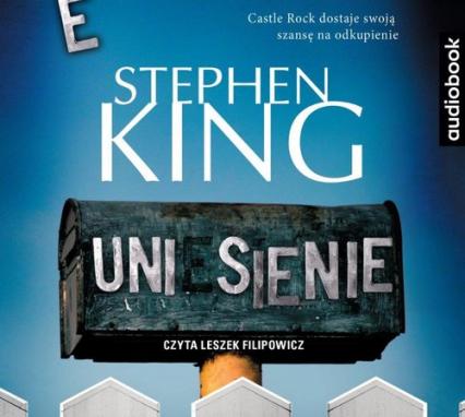Uniesienie (Audiobook) - Stephen King | okładka