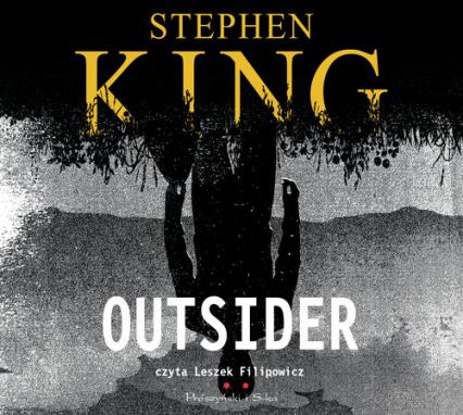 Outsider (Audiobook) - Stephen King   okładka