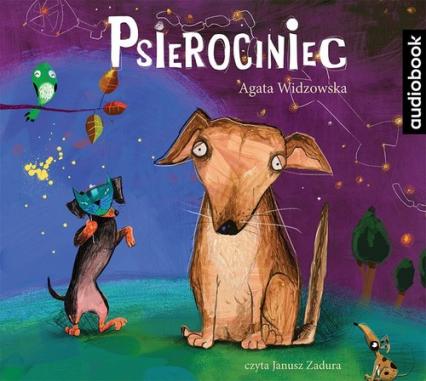 Psierociniec (Audiobook) - Agata Widzowska | okładka