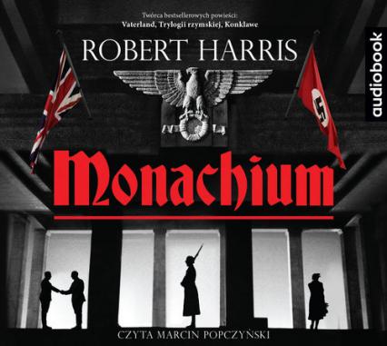 Monachium (Audiobook) - Robert Harris   okładka
