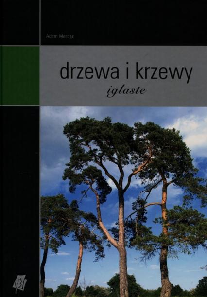 Drzewa i krzewy iglaste - Adam Marosz | okładka