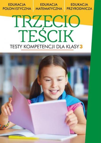 Trzecioteścik Testy dla klas 3 -  | okładka