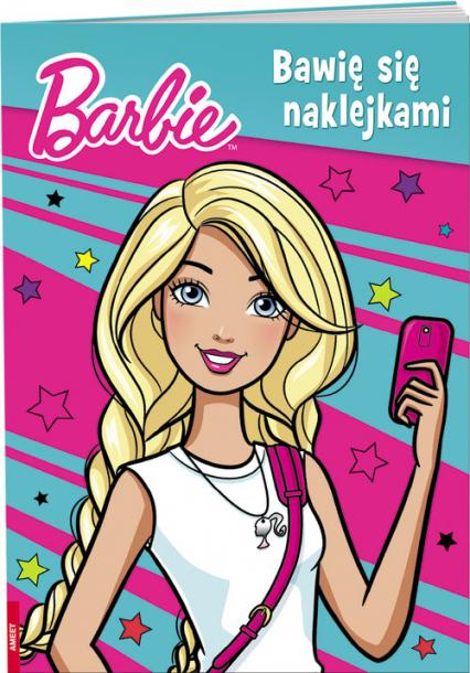 Barbie Bawię się naklejkami NAKB-4 -  | okładka