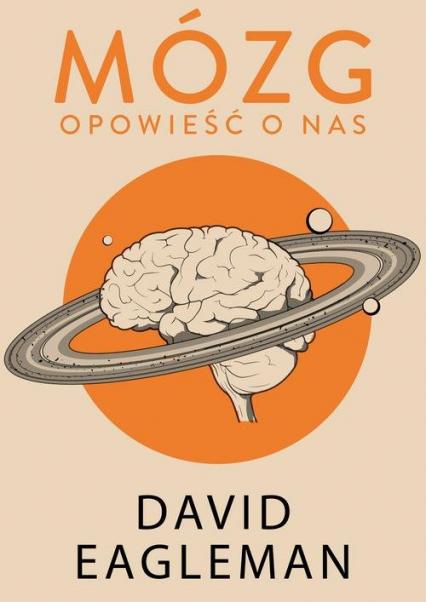 Mózg Opowieść o nas - David Eagleman | okładka