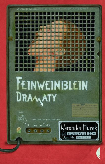 Feinweinblein Dramaty - Weronika Murek | okładka
