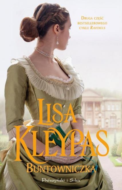Buntowniczka - Kleypas Lisa, Kleypas Lisa | okładka