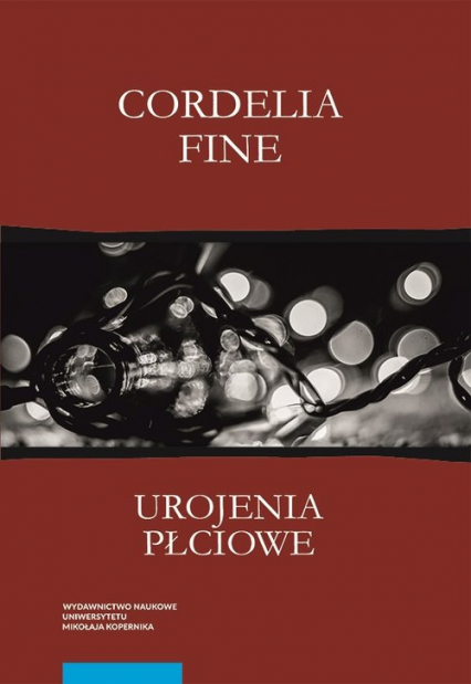Urojenia płciowe - Cordelia Fine | okładka