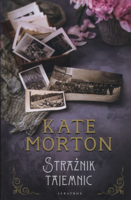 Strażnik tajemnic - Kate Morton | okładka