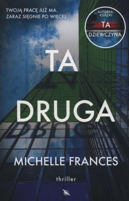 Ta druga - Michelle Frances | okładka