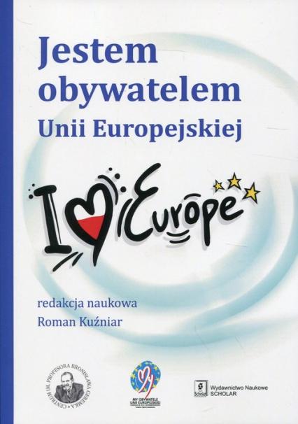 Jestem obywatelem Unii Europejskiej -  | okładka