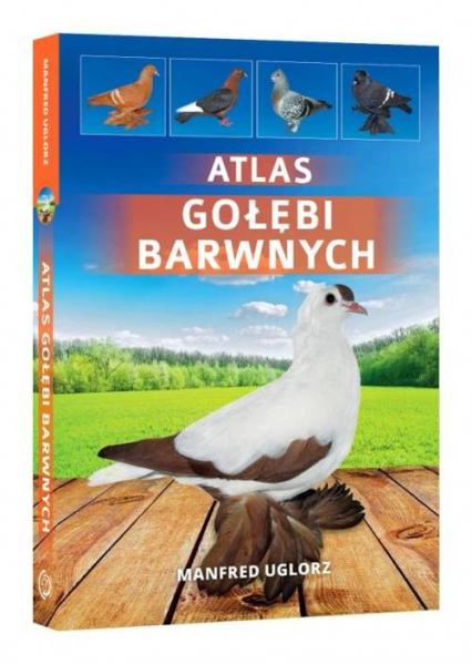 Atlas gołębi barwnych - Manfred Uglorz | okładka
