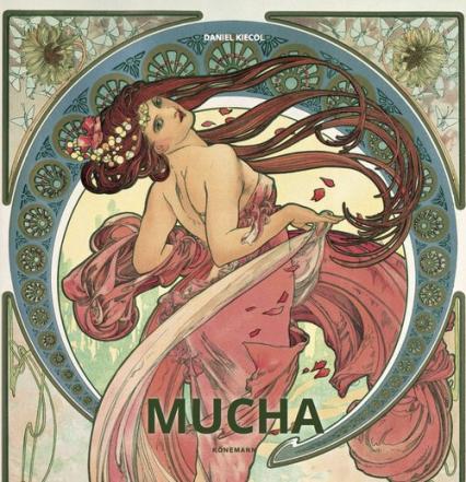 Mucha - Daniel Kiecol | okładka