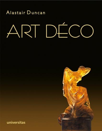 Art Deco - Alastair Duncan | okładka