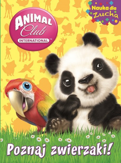 Animal Club Nauka dla zucha nr 1 -  | okładka