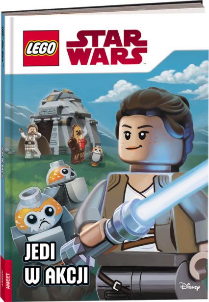 LEGO Star Wars Jedi w akcji/LNRD310 LNRD-310 - zbiorowe opracowanie | okładka