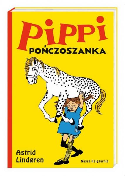 Pippi Pończoszanka - Astrid Lindgren | okładka