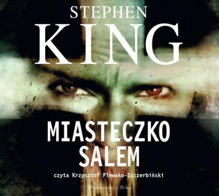 Miasteczko Salem (audiobook) - Stephen King   okładka
