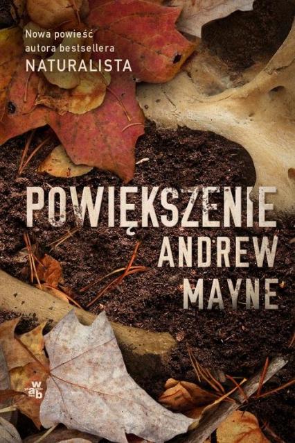 Powiększenie - Andrew Mayne | okładka