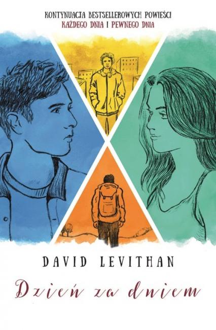 Dzień za dniem - David Levithan | okładka