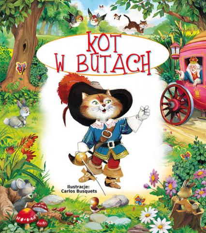 Kot w butach - Beata Wojciechowska-Dudek | okładka