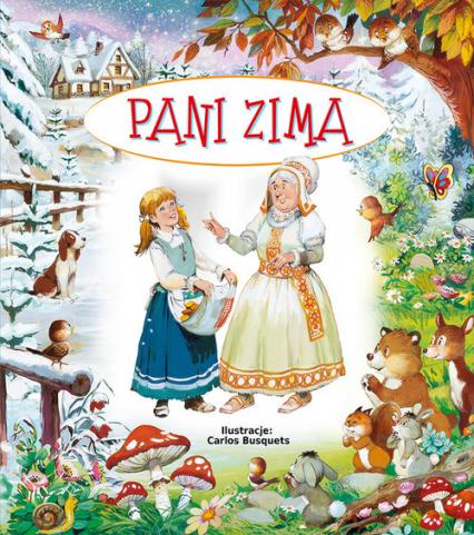 Pani Zima - Beata Wojciechowska-Dudek | okładka