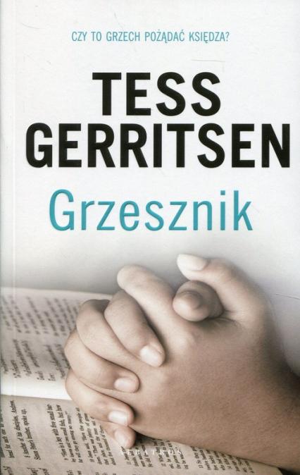 Grzesznik - Tess Gerritsen   okładka