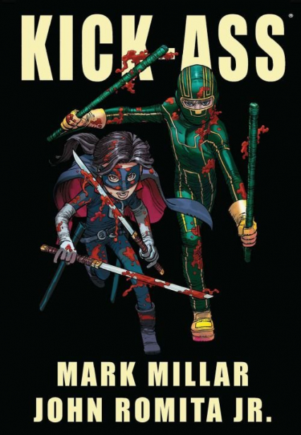 Kick-Ass - 1 - Mark Millar | okładka