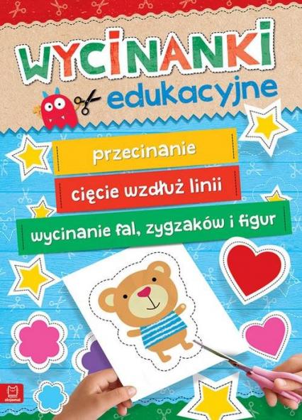 Wycinanki edukacyjne -  | okładka
