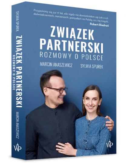 Związek partnerski Rozmowy o Polsce - Spurek Sylwia, Anaszewicz Marcin | okładka