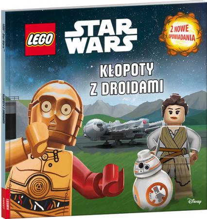 Lego Star Wars Kłopoty z droidami -    okładka