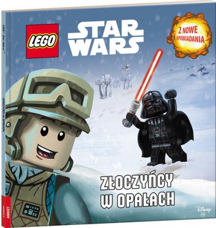 Lego Star Wars Złoczyńcy w opałach -  | okładka