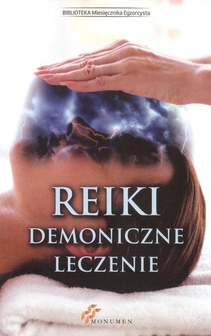 Reiki demoniczne leczenie -  | okładka
