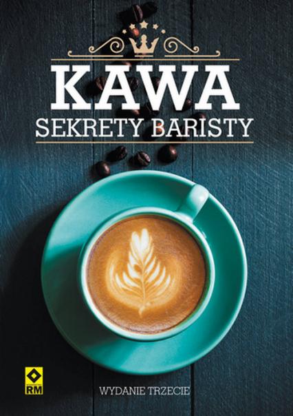 Kawa Sekrety baristy -    okładka