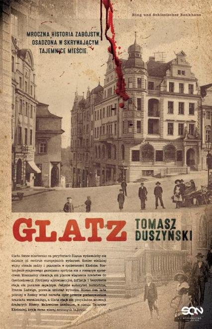 Glatz - Tomasz Duszyński | okładka