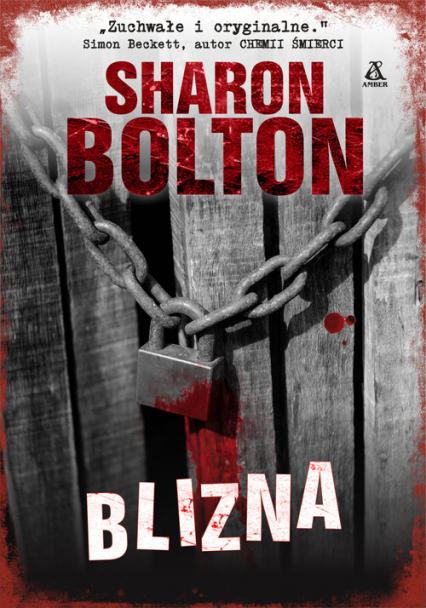 Blizna - Sharon Bolton | okładka