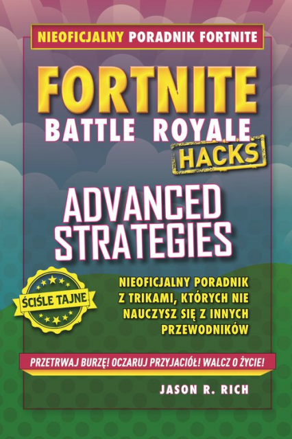 Fortnite Advanced Strategies - Rich Jason R. | okładka