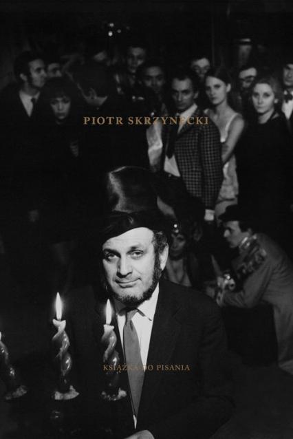 Piotr Skrzynecki Książka do pisania - Kazimierz Wiśniak | okładka