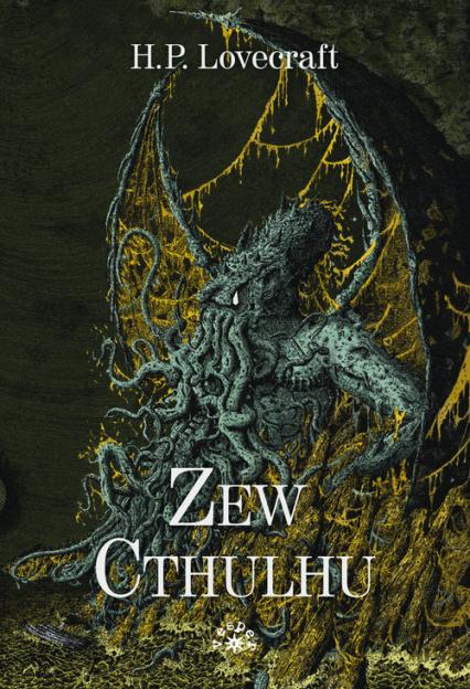 Zew Cthulhu - Lovecraft Howard Phillips | okładka