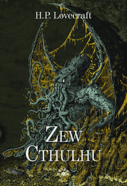Zew Cthulhu - Lovecraft Howard Phillips | okładka