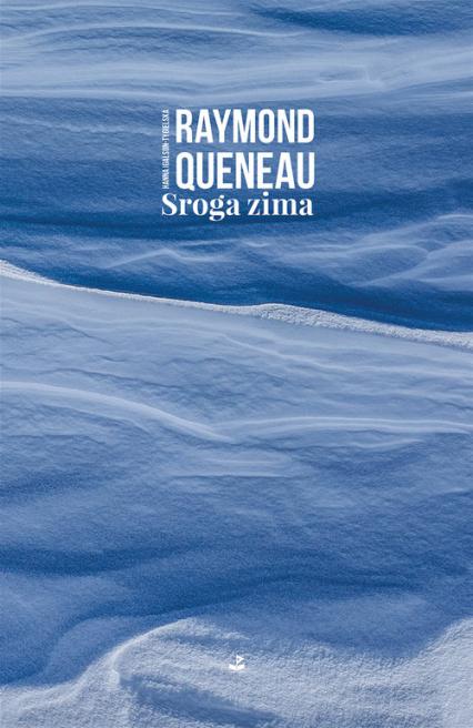 Sroga zima - Raymond Queneau | okładka